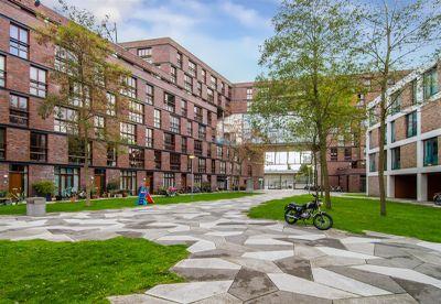 Funenpark 181, Amsterdam