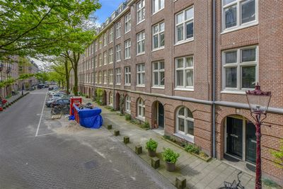 Van Bossestraat 8hs, Amsterdam