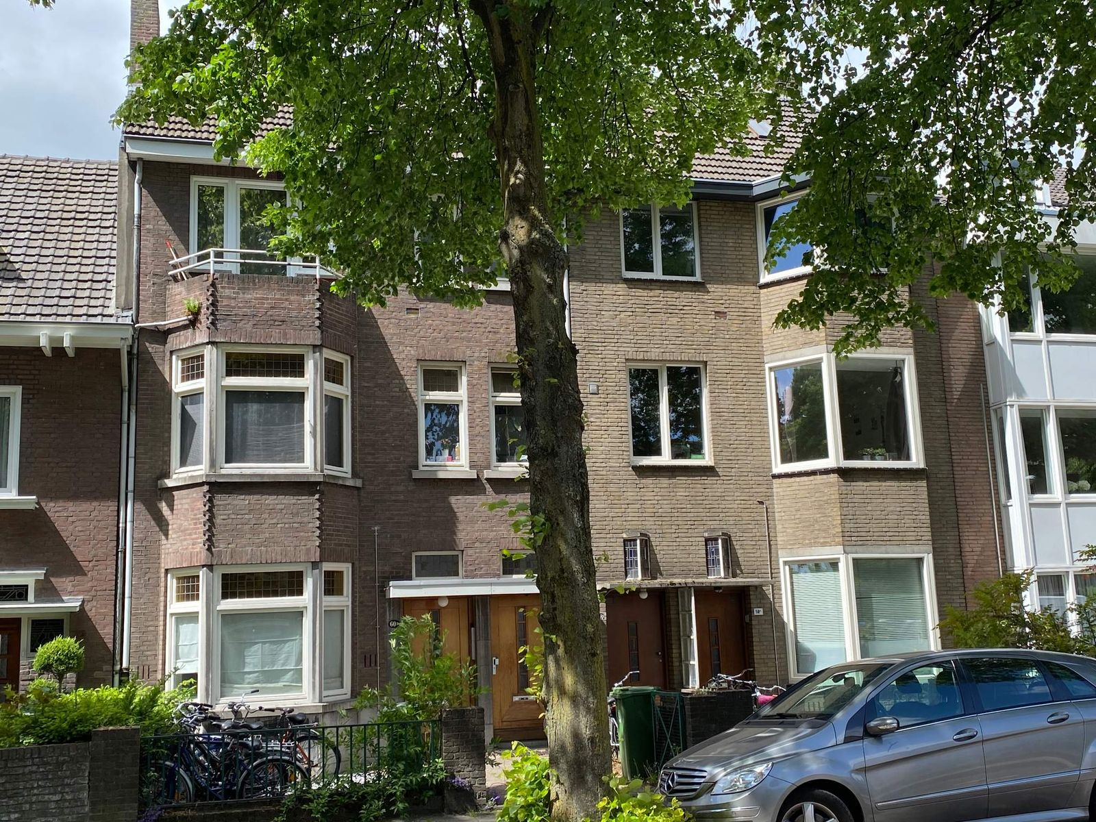 Koning Clovisstraat, Maastricht