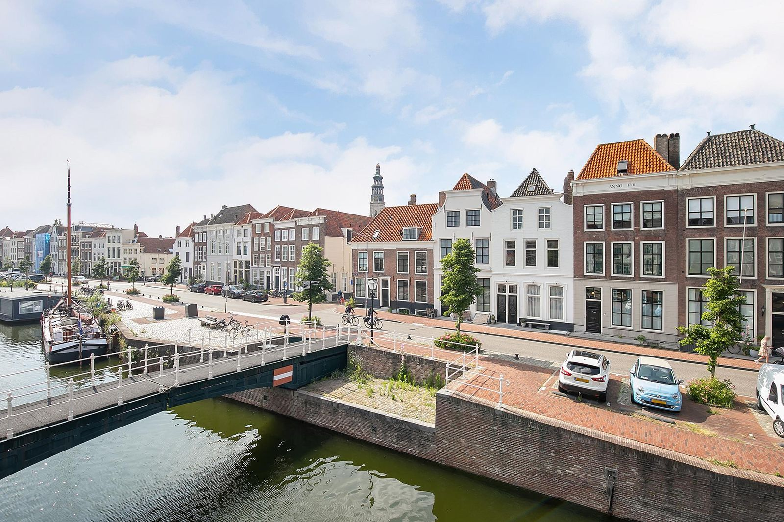 Rouaansekaai 5, Middelburg