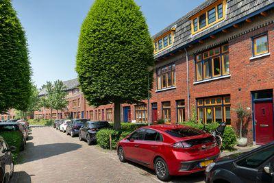 Gerbrand Bakkerstraat 83a, Groningen