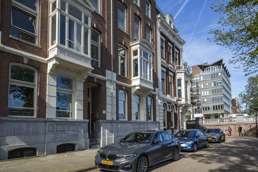 Sarphatikade, Amsterdam