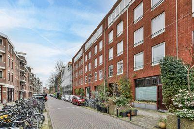 Tweede Oosterparkstraat 160, Amsterdam