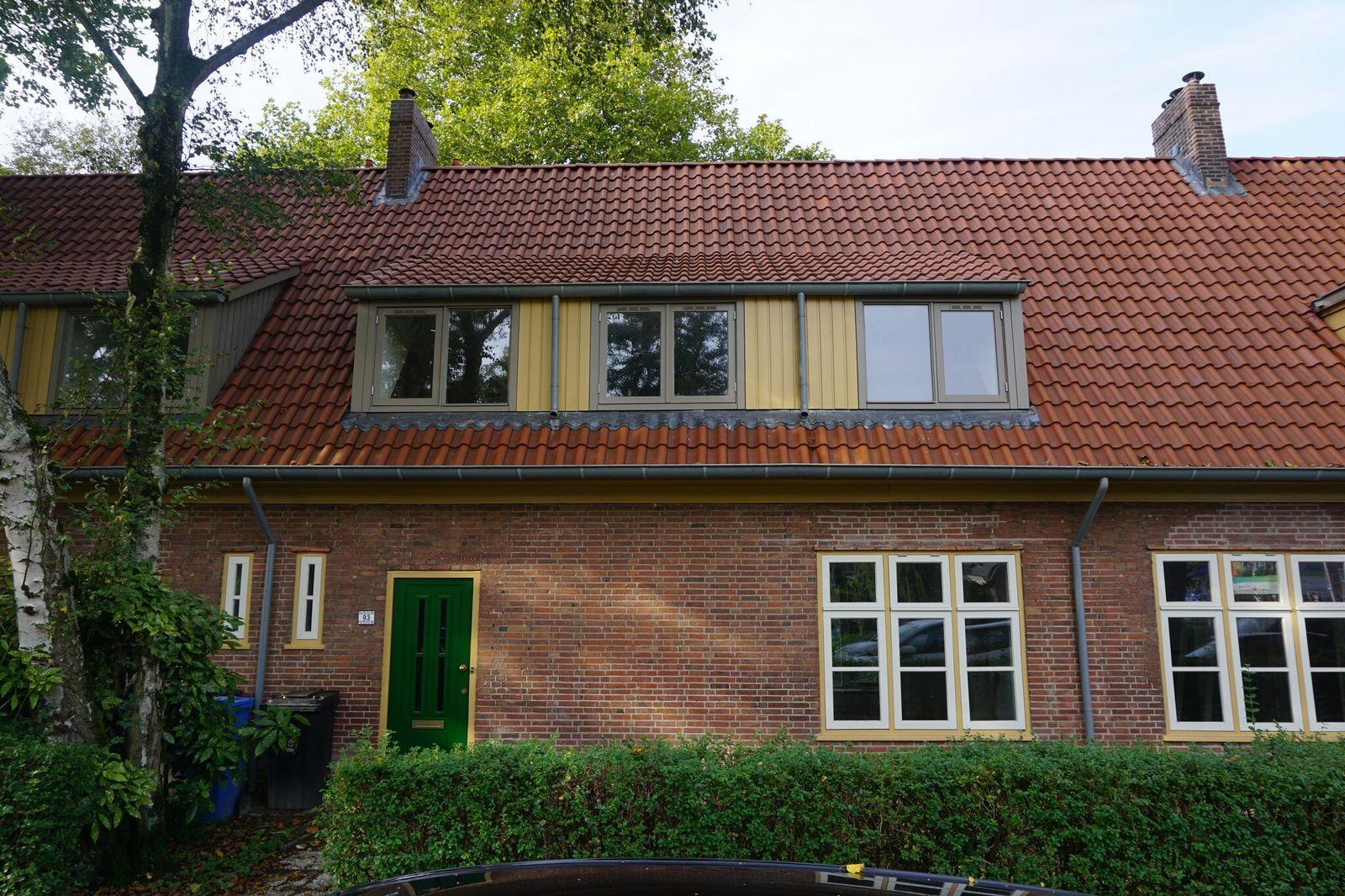 Langegeer 93, Rotterdam