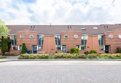 Folkloreweg 43, Almere
