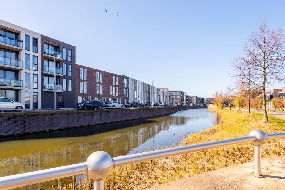 Scandinaviëkade 47, Almere