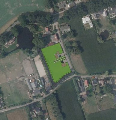 Moerseweg, Hooge Zwaluwe