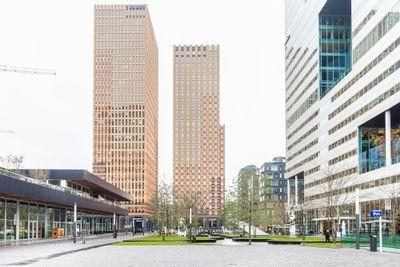 Gustav Mahlerplein, Amsterdam