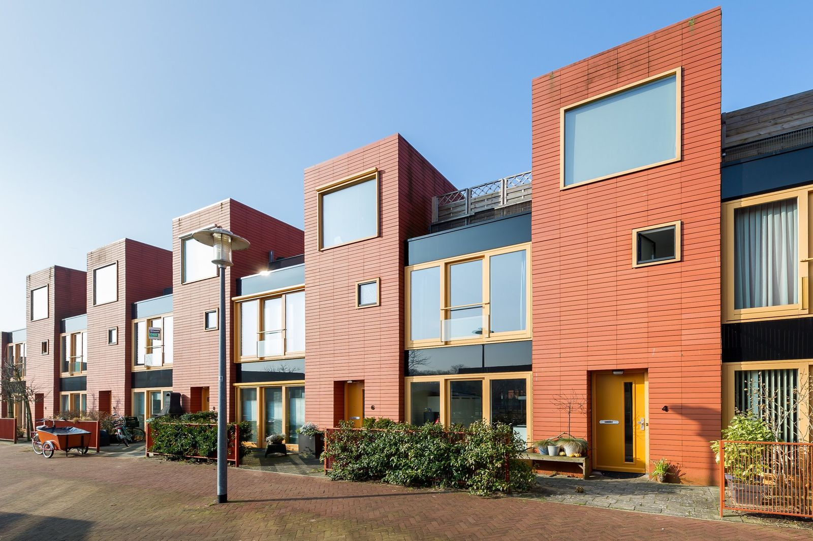 Monacopad 4, Haarlem