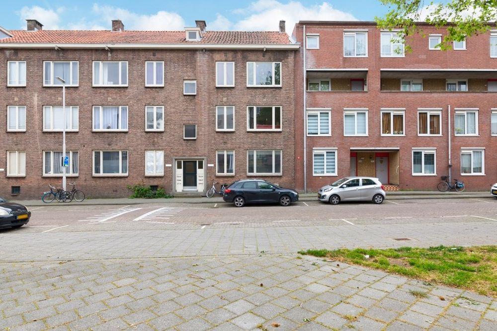 Bas Jungeriusstraat 266A, Rotterdam