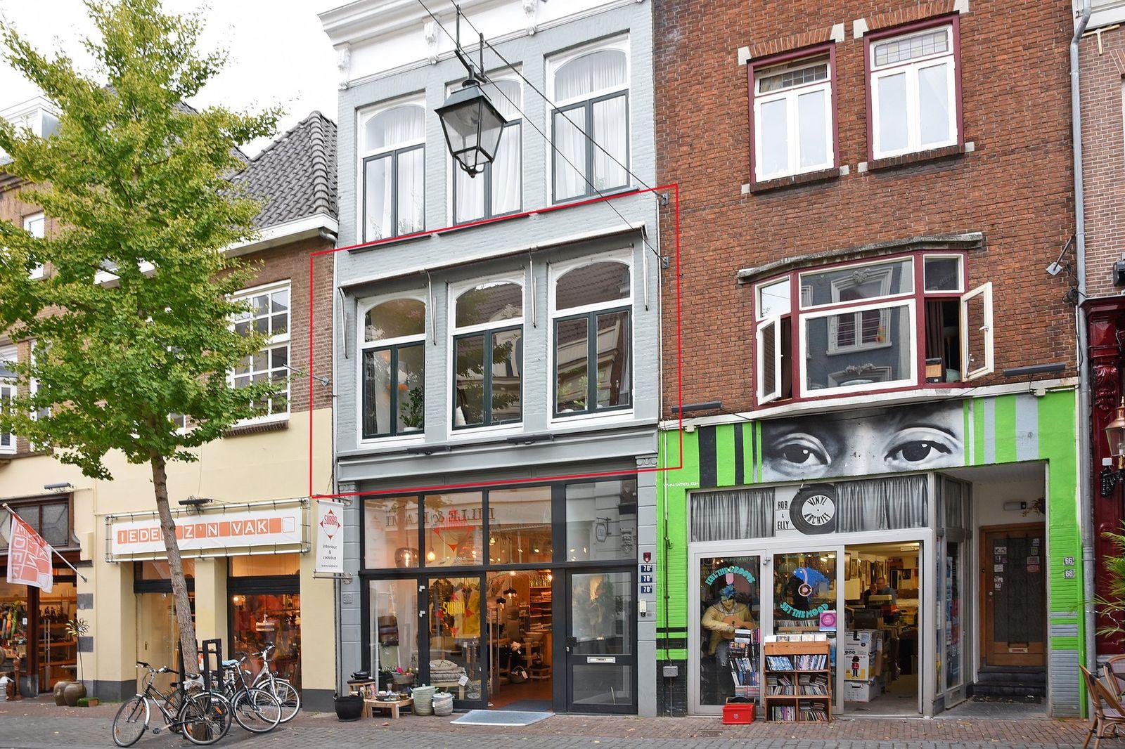 Lange Hezelstraat 70-A, Nijmegen
