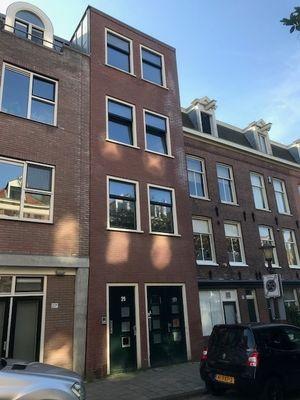 Bellamystraat 29-II, Amsterdam