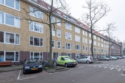 Stuyvesantstraat 32I, Amsterdam