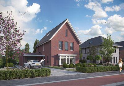 Heerma van Vossstraat 38-A, Roosendaal