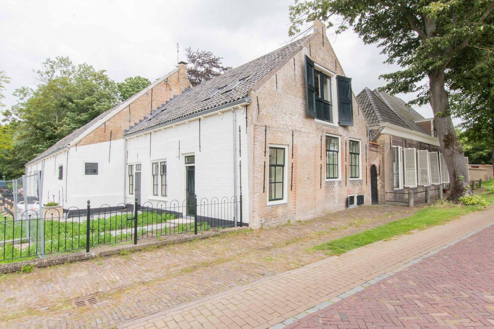 Weststraat, Burgh-haamstede