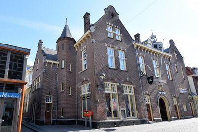 Zuivelstraat 22C, Bergen op Zoom