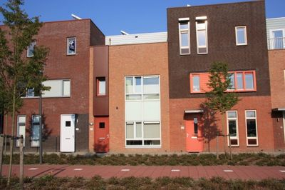 Villa Waterranonkel 35, Waalwijk