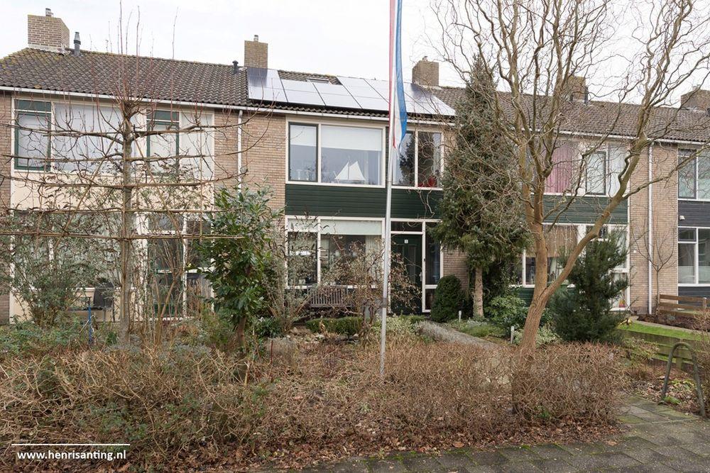 Schumerstraat 11, Wilhelminaoord