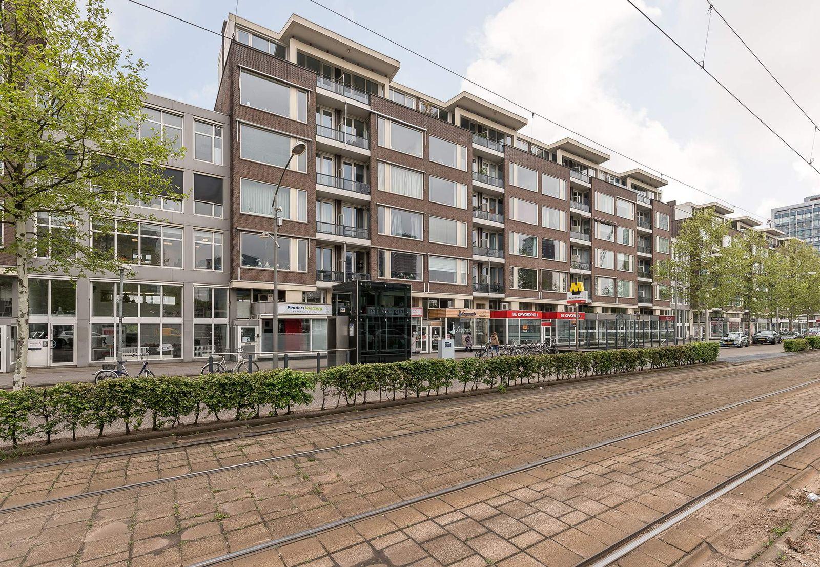 Schiedamsedijk 76-E, Rotterdam