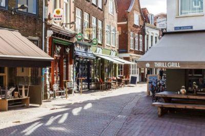 Lange Veerstraat, Haarlem