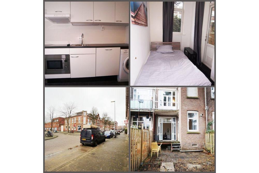 Ebenhazerstraat, Rotterdam