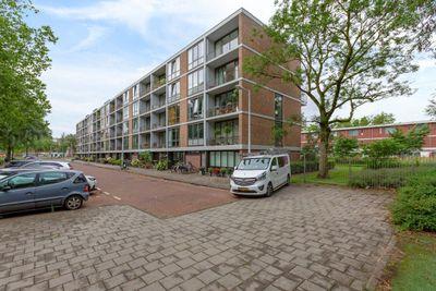 U.J. Klarenstraat, Amsterdam