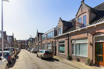 Verenigingstraat 22, Utrecht