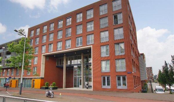 IJburglaan, Amsterdam