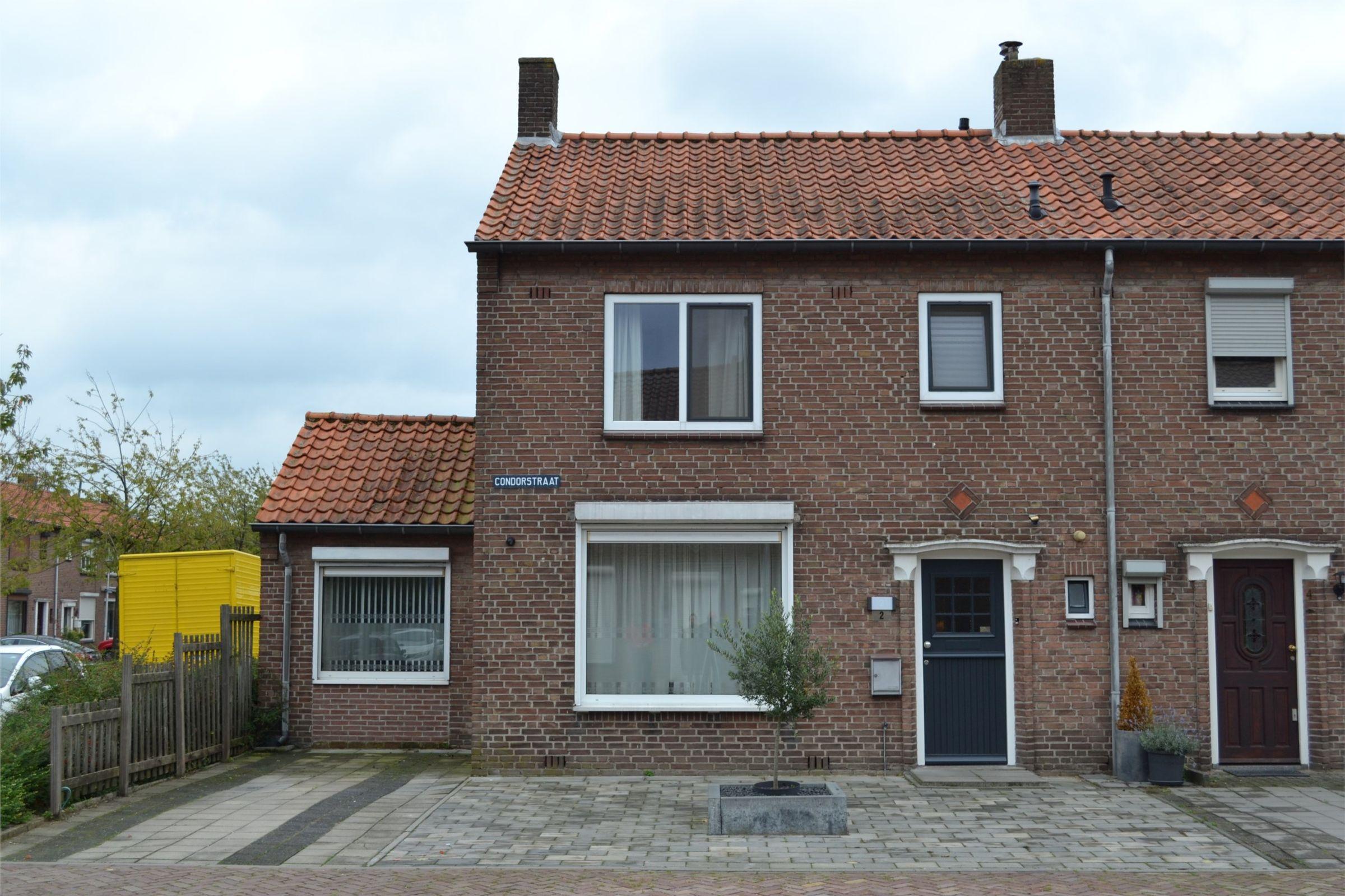 Condorstraat 2, Oss