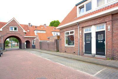 Bataviastraat 1, Enschede