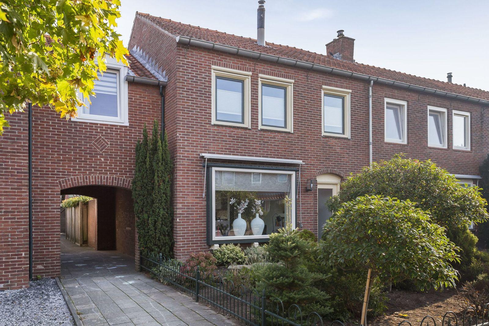 Zonnebloemstraat 36, Nijverdal