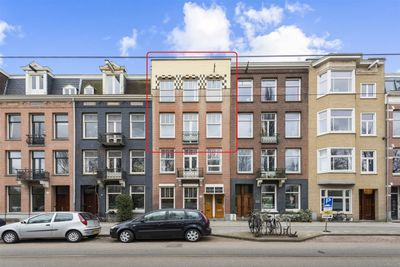 Oosterpark 40-2, Amsterdam