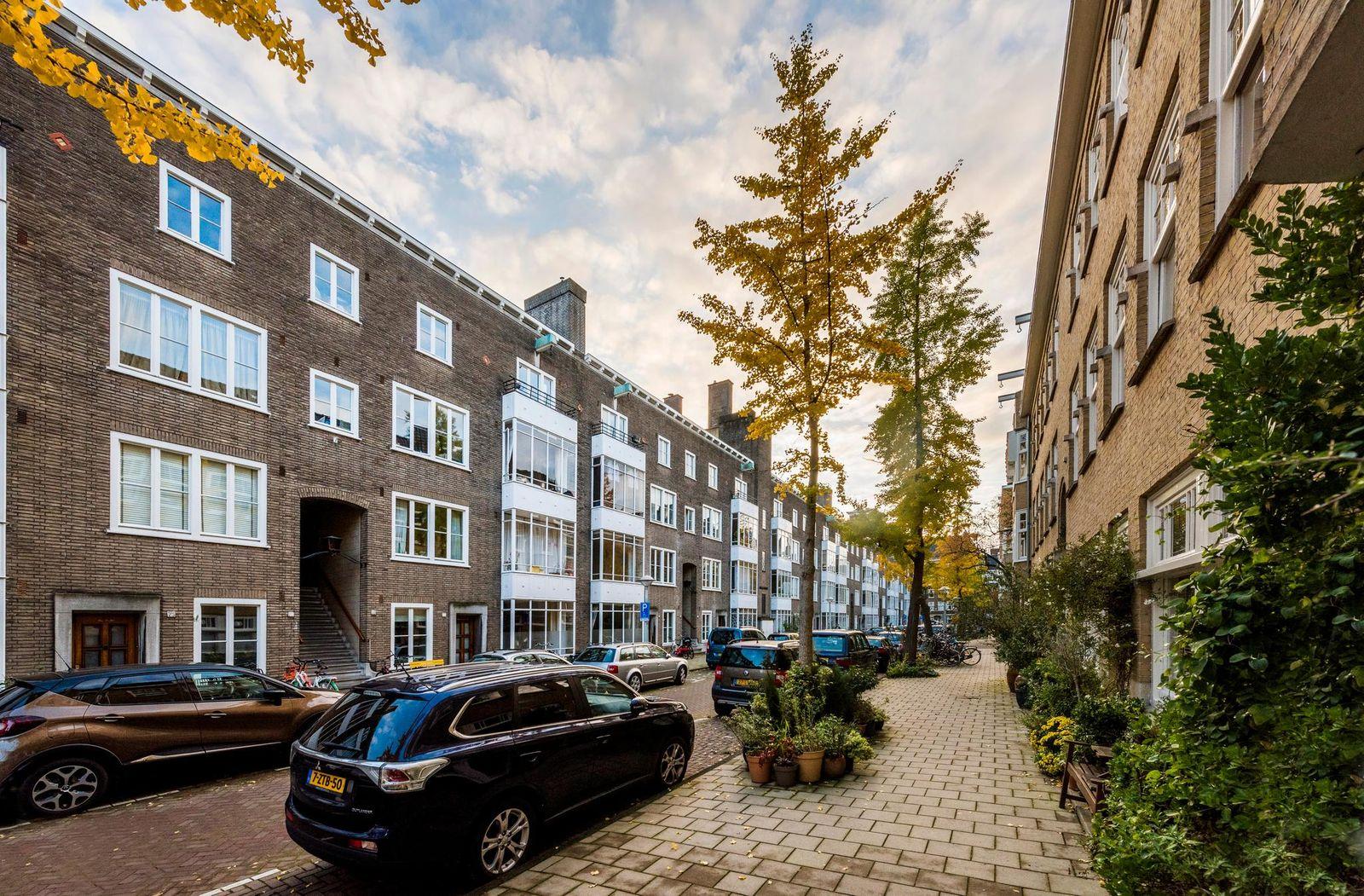 Cliostraat 35-1, Amsterdam