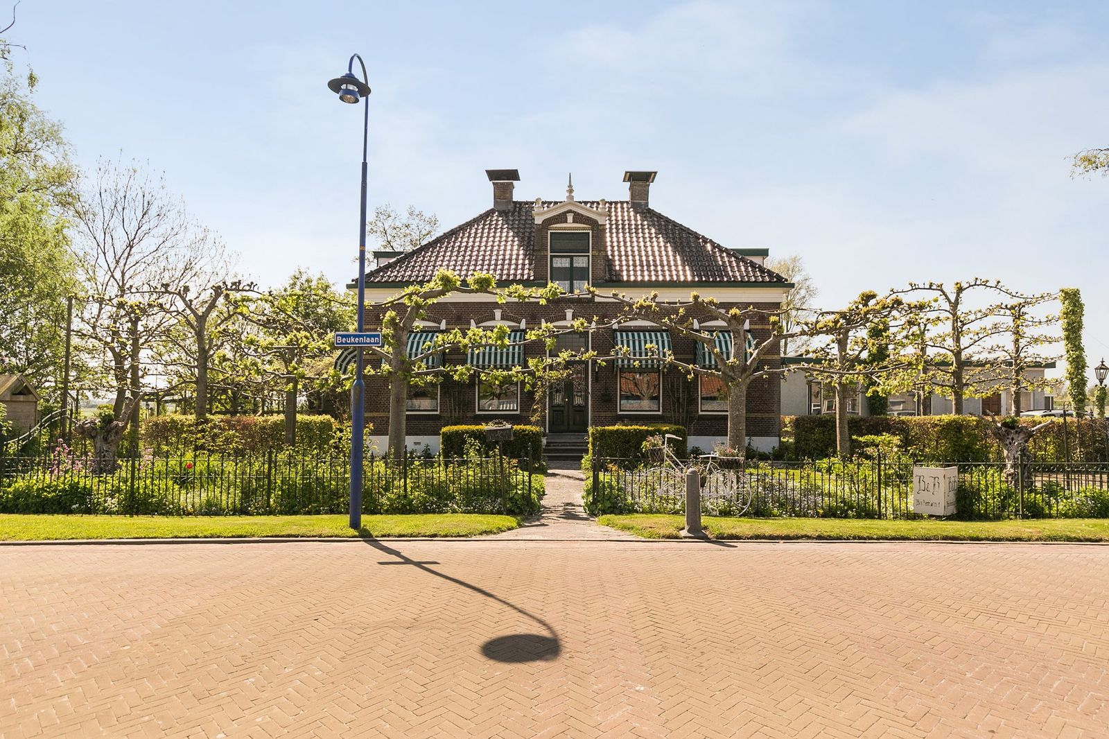 Beukenlaan 1, Oosterzee