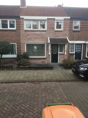 Kerkhofweg, Breda
