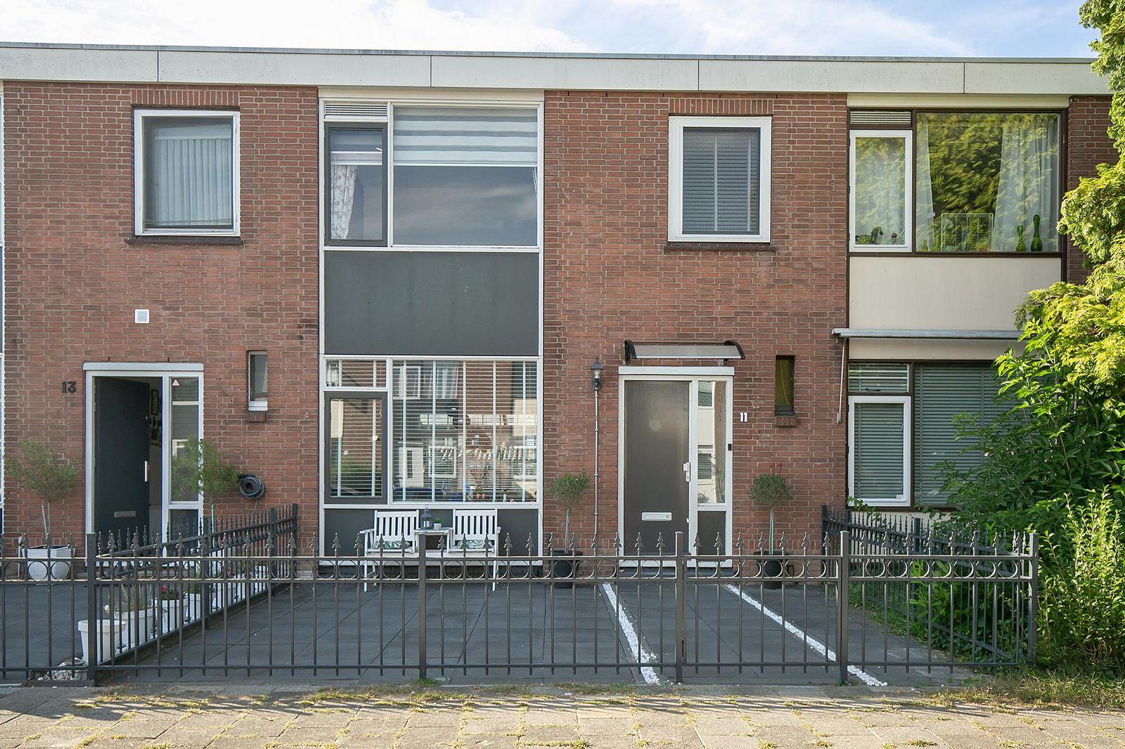 Racinestraat 11, Rotterdam