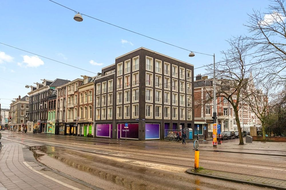 Vossiusstraat 53E, Amsterdam
