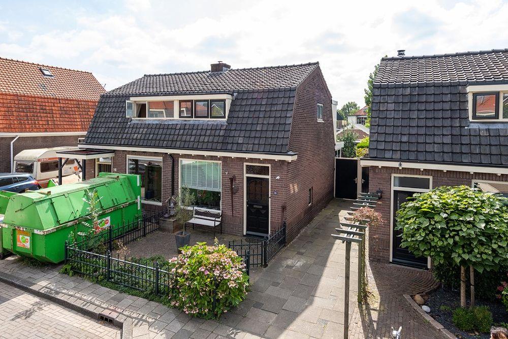 Pelikaanstraat 14, Veenendaal