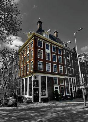 Prins Hendrikkade 156-3, Amsterdam