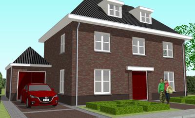 Vogelhorst - Notariswoning S 0-ong, Almere