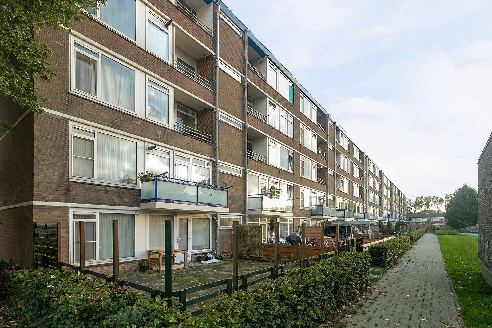 Miltonstraat 13, Rotterdam