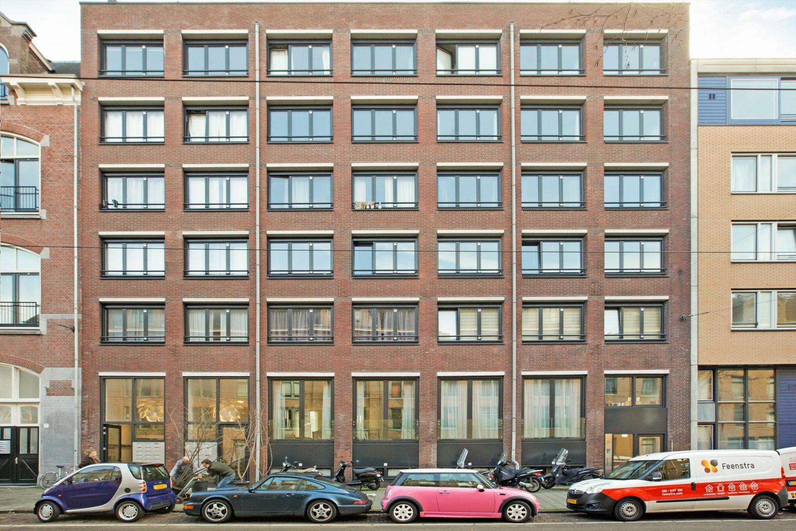 Planciusstraat 19D7, Amsterdam