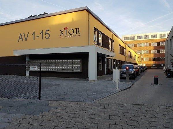 Antonia Veerstraat, Delft
