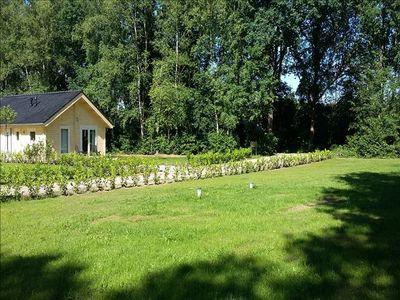 Scandinavische woning, Ijhorst