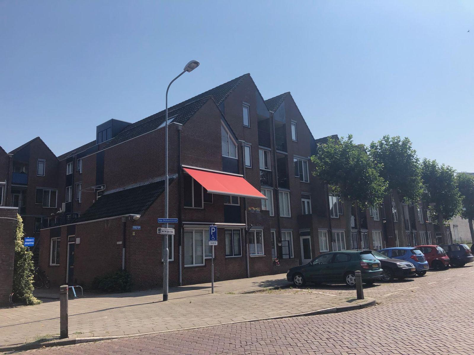 Van Dishoeckstraat, Vlissingen