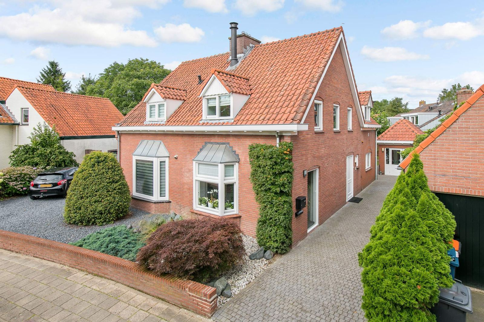 Lobbendijk 14, Houten