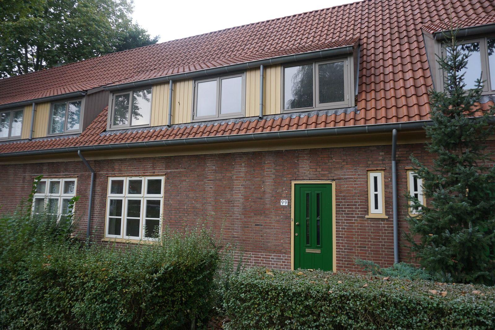 Langegeer 99, Rotterdam