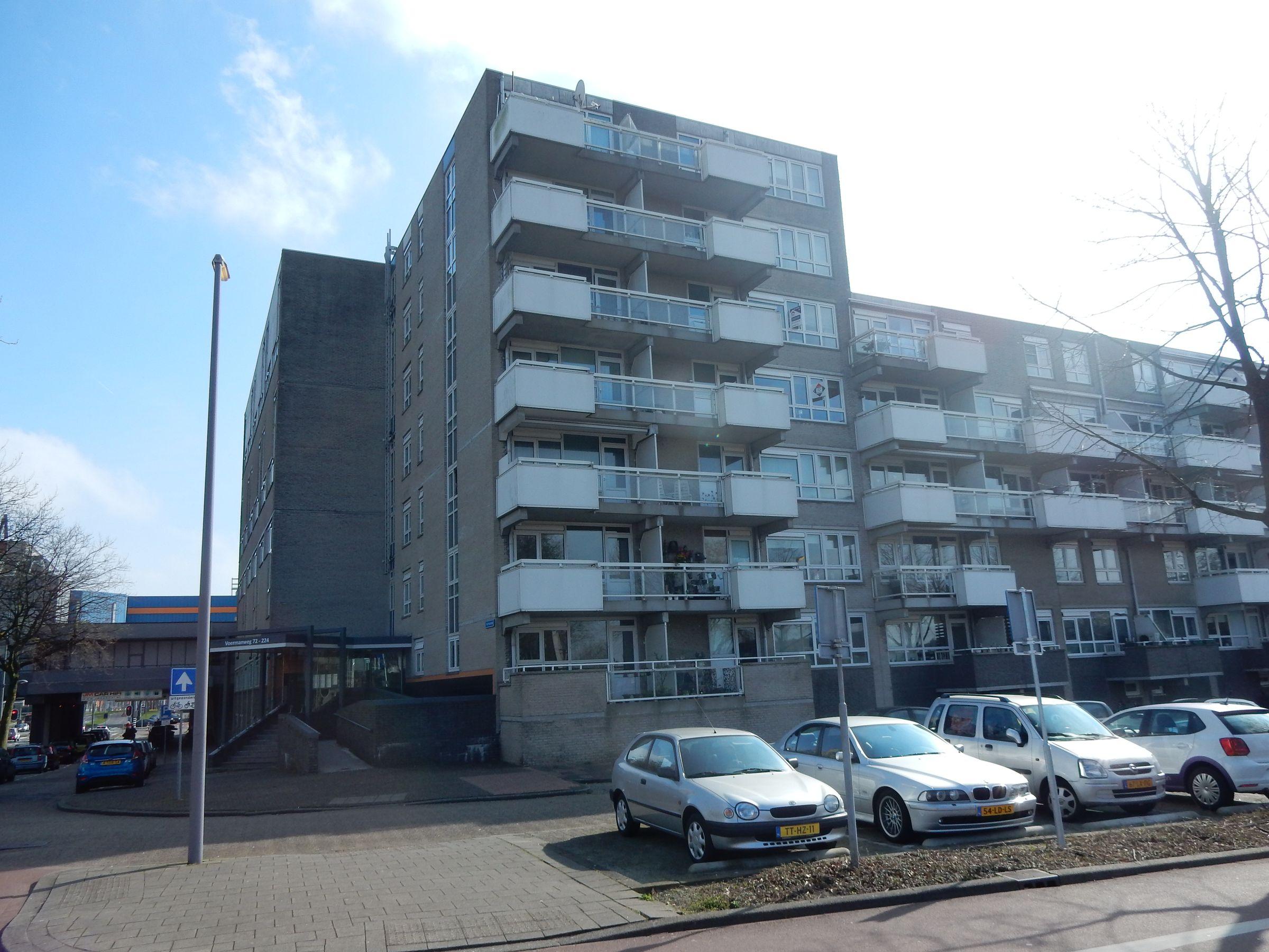 Voermanweg 166, Rotterdam