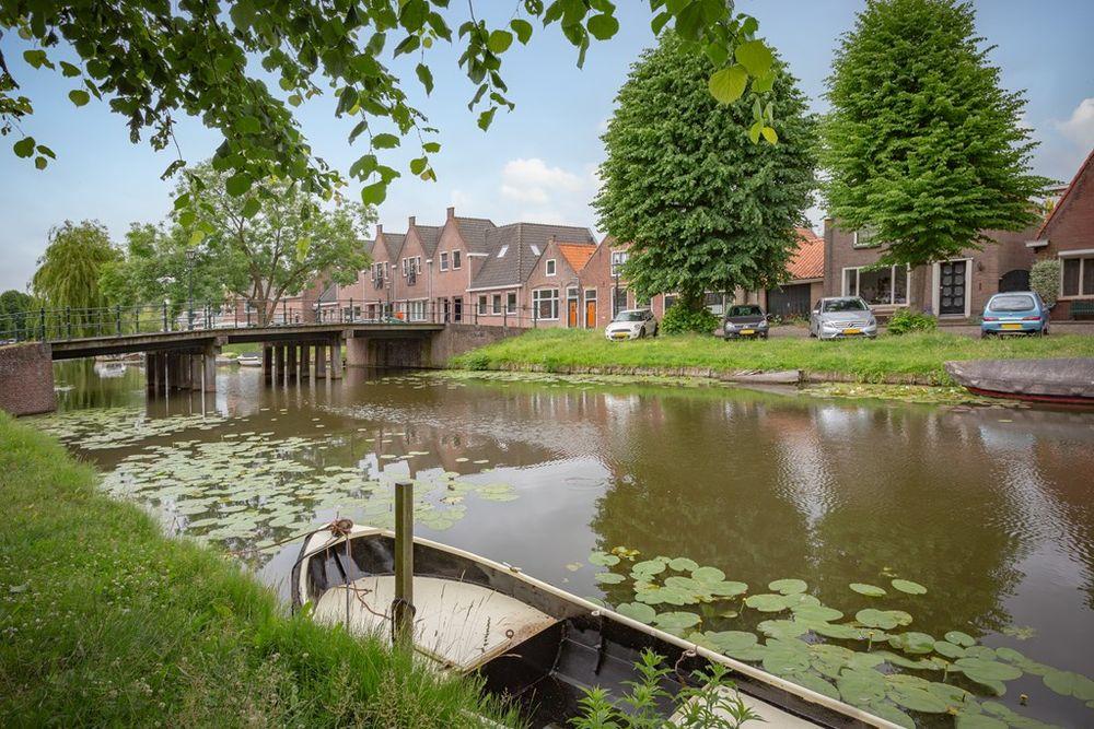 Nieuwe Zijds Burgwal, Monnickendam