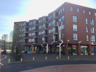 Triasplein, Harderwijk